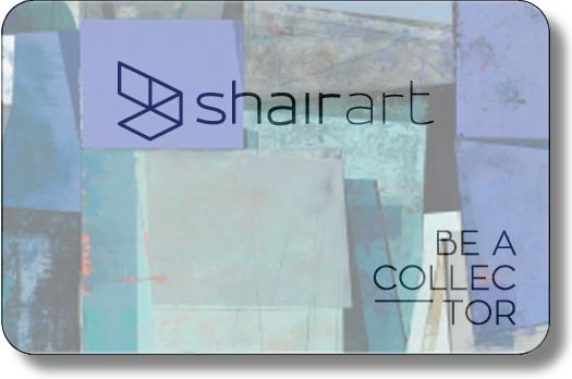 cartão colecionador shairart